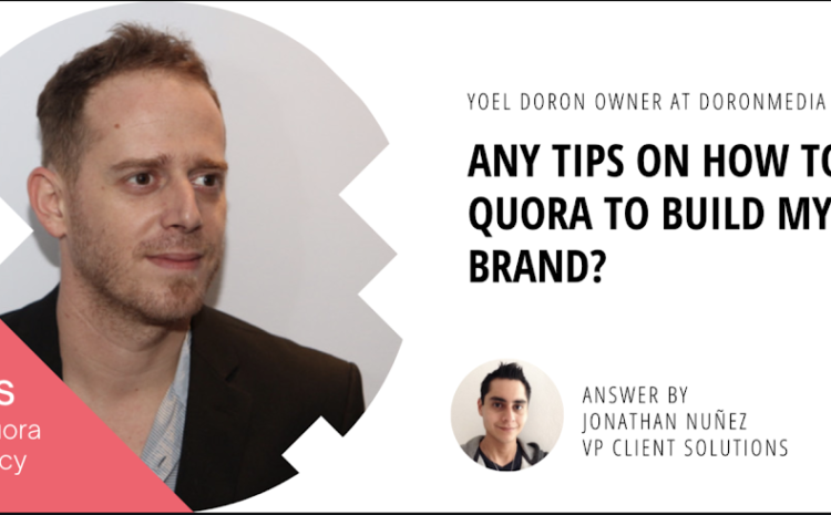 3 Easy & Free Ways to Build Your Company Brand on Quora.